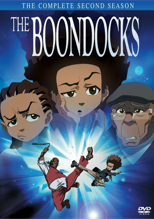 Boondocks, The: The Complete Second Season Movie