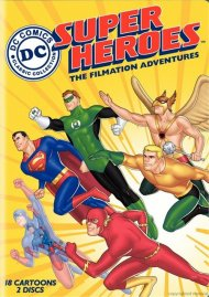 DC Super Heroes: The Filmation Adventures Movie