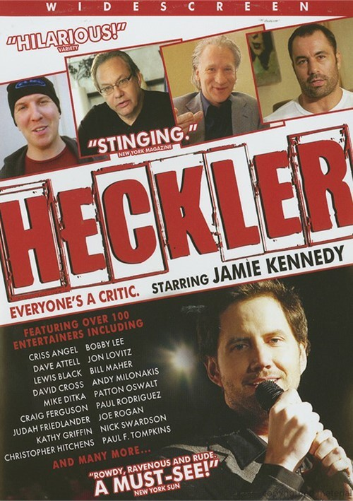Heckler Movie