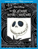 Nightmare Before Christmas, The: Collectors Edition Blu-ray