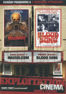 Mausoleum / Blood Song (Double Feature) Movie