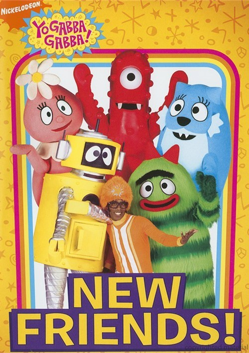 Yo Gabba Gabba: New Friends Movie