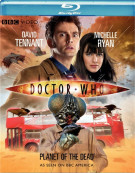 Doctor Who: Planet Of The Dead Blu-ray
