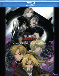 Fullmetal Alchemist: The Movie Blu-ray