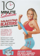 10 Minute Solution: Belly, Butt & Thigh Blasters! Movie