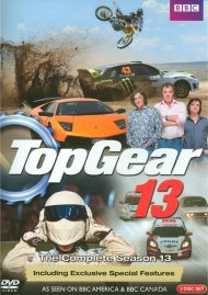 Top Gear 13: The Complete Season 13 Movie