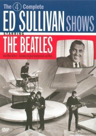 4 Complete Ed Sullivan Shows Starring The Beatles, The Movie