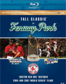 Fall Classic At Fenway Park Blu-ray