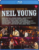 MusiCares Tribute To Neil Young, A Blu-ray