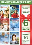6 Movie Pack: Holiday Collectors Set Vol. 1 (Bonus Audio) Movie