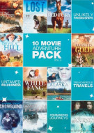 10 Features Adventure Pack Vol. 2 (Family) Movie