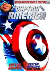 Captain America / Captain America II: Death Too Soon (Double Feature) Movie