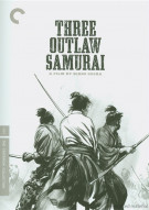 Three Outlaw Samurai: The Criterion Collection Movie