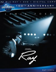 Ray (Blu-ray + DVD + Digital Copy) Blu-ray