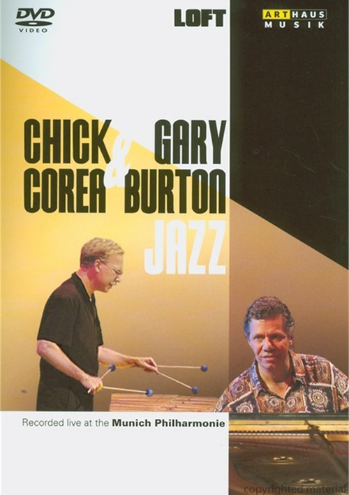 Chick Corea & Gary Burton: Jazz Movie