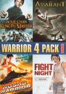 Warrior 4-Pack: Volume 2 Movie