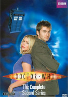 Doctor Who: The Complete Second Series (Repackage) Movie
