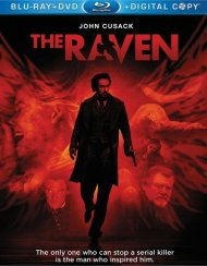 Raven, The (Blu-ray + DVD + Digital Copy) Blu-ray