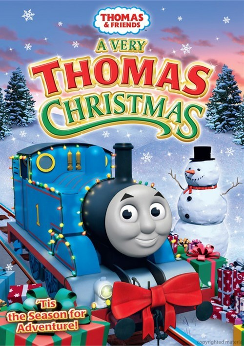 Thomas & Friends: A Very Thomas Christmas Movie