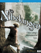 Die Nibelungen: Deluxe Remastered Edition Blu-ray