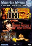 Midnight Movies: Volume 13 - Suspense Triple Feature Movie