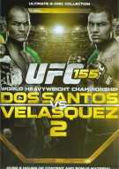 UFC 155: Dos Santos Vs. Velasquez II Movie
