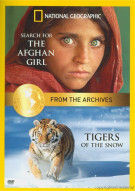 National Geographic: Tigers Of The Snow / Search For The Afghan Girl (Double Feature) Movie