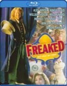 Freaked Blu-ray