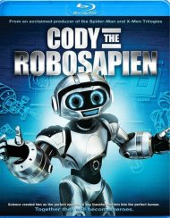 Cody The Robosapien Blu-ray