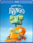 Rango Blu-ray