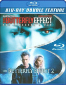 Butterfly Effect, The / The Butterfly Effect 2 (Double Feature) Blu-ray