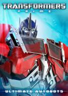 Transformers Prime: Ultimate Autobots Movie