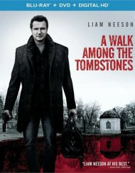 Walk Among The Tombstones, A (Blu-ray + DVD + UltraViolet) Blu-ray