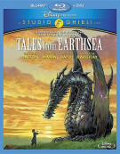 Tales From Earthsea (Blu-ray + DVD Combo) Blu-ray