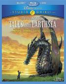 Tales From Earthsea (Blu-ray + DVD Combo) Blu-ray