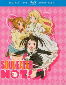Soul Eater Not!: Complete Series (Blu-ray + DVD) Blu-ray