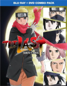 Last, The: Naruto The Movie (Blu-ray + DVD Combo) Blu-ray