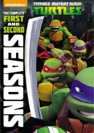 Teenage Mutant Ninja Turtles: The Complete First & Second Seasons Movie