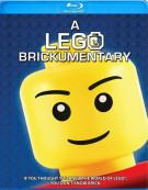 Lego Brickumentary, A Blu-ray