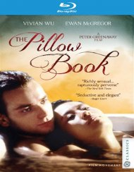 Pillow Book, The Blu-ray