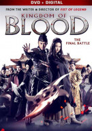 Kingdom Of Blood: The Final Battle (DVD + UltraViolet) Movie