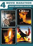 4-Movie Marathon: Ancient Adventure Collection Movie