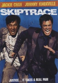 Skiptrace (DVD + UltraViolet) Movie