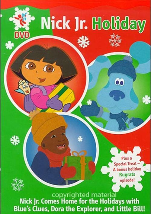 Nick jr holiday dvd 2002 dvd empire