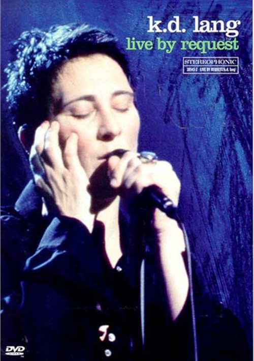 k.d. lang: Live By Request Movie