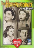 Honeymooners: The Lost Episodes Collection 6 Movie