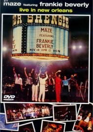 Maze Featuring Frankie Beverly: Live In New Orleans Movie