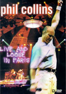 Phil Collins: Live And Loose In Paris (WEA) Movie