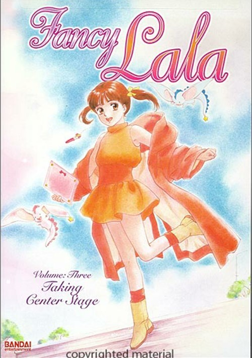 Fancy Lala: Taking Center Stage - Volume 3 Movie
