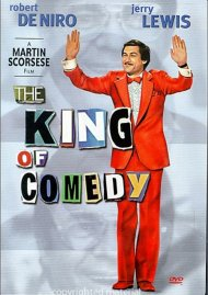 King Of Comedy, The Movie